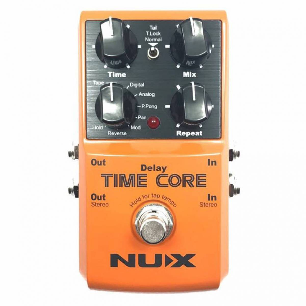 Pedal de Guitarra Nux Time Core