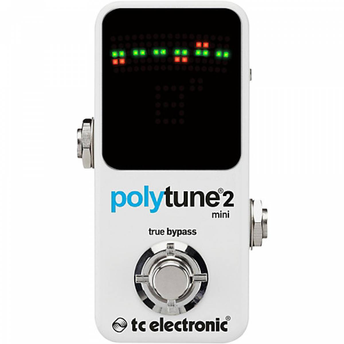 Pedal de Guitarra Polytune 2 Mini Tc Electronic