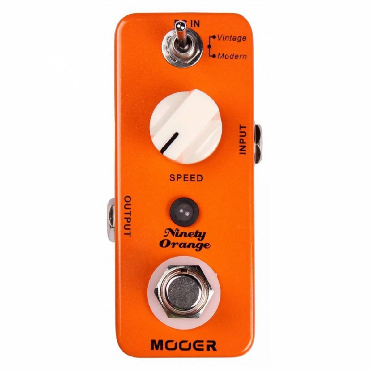 Pedal de Guitarra Mooer Ninety Orange
