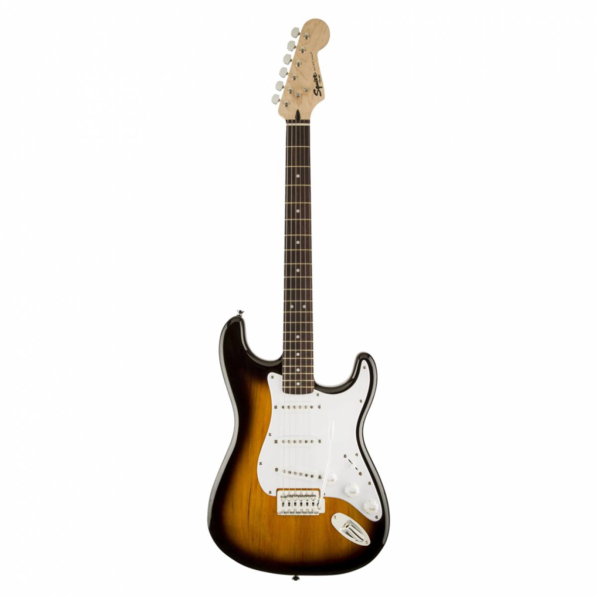 Guitarra Fender Squier Bullet - Stratocaster - Brown Sunburst