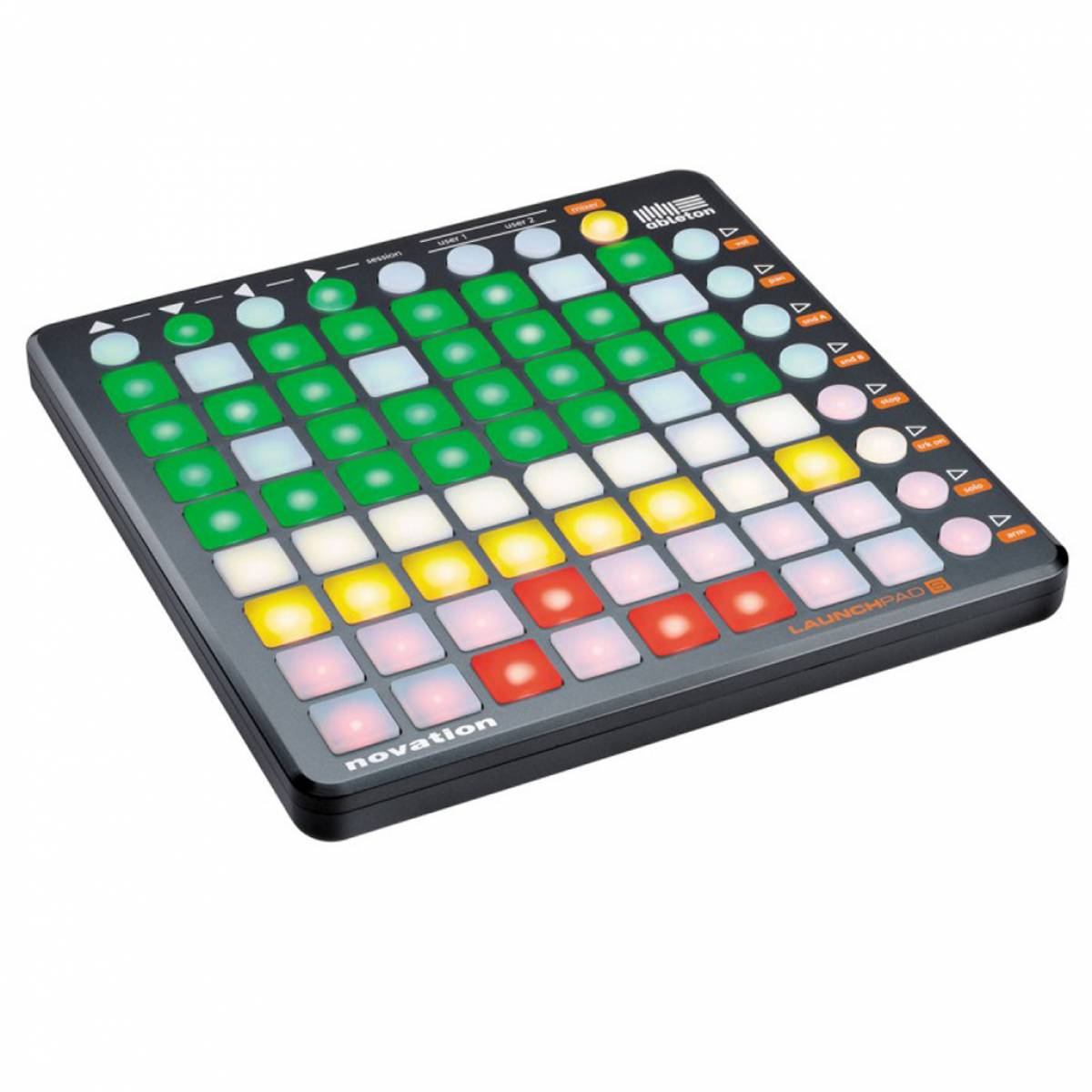 Controlador Midi Dj Novation Launchpad S