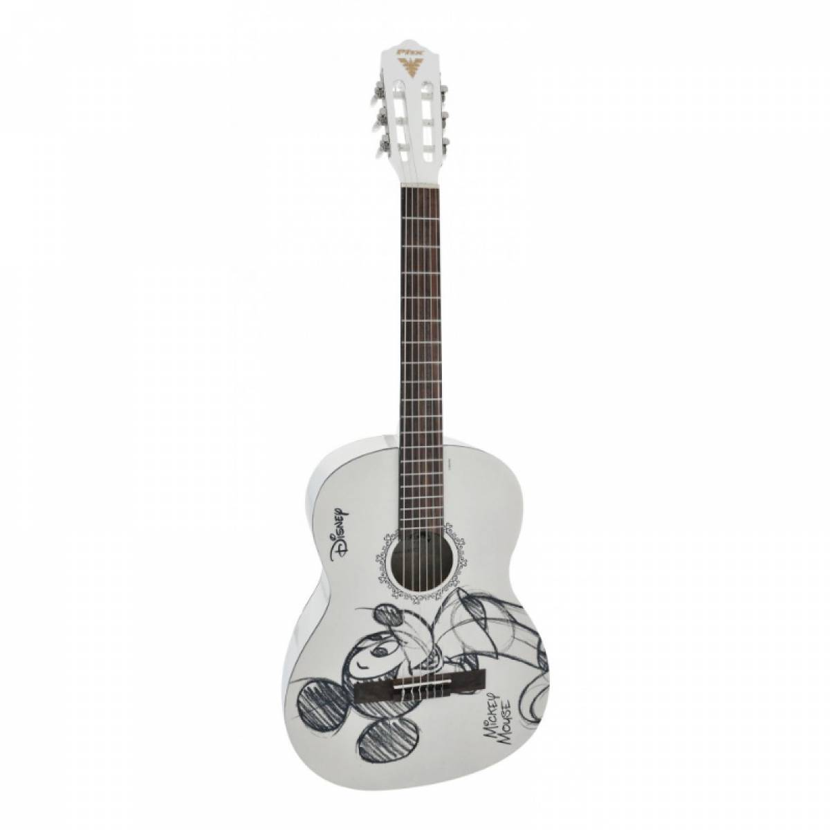 Violão Nylon PHX Mickey Disney MGR1