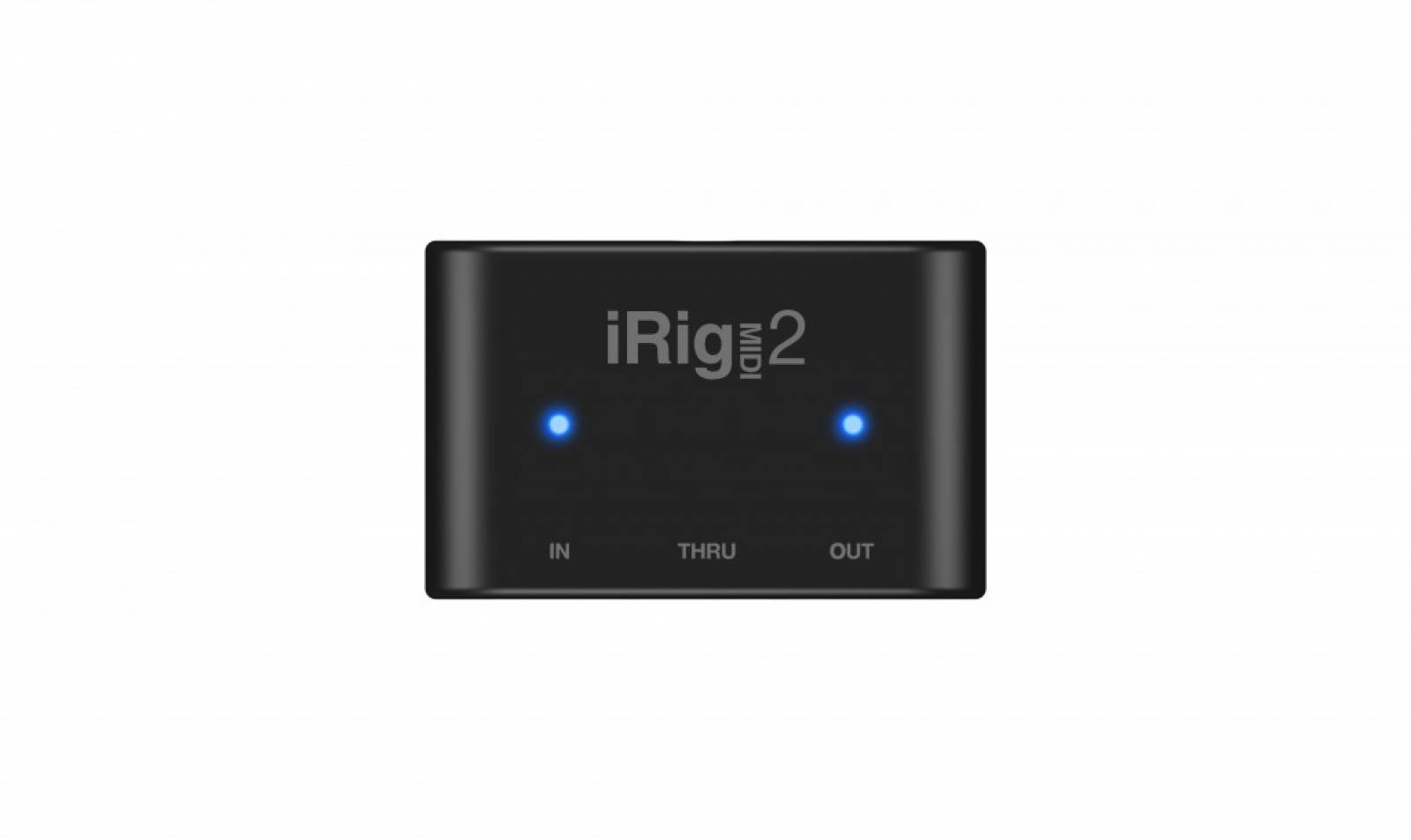 iRig MIDI Interface Iphone/Ipod Touch/Ipad IK Multimedia
