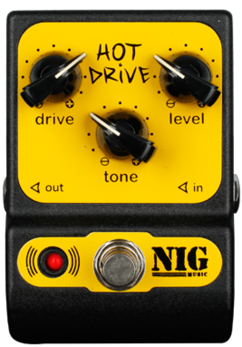 Pedal Hot Drive Nig - PHD